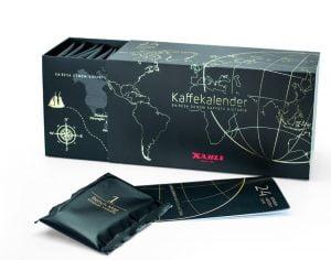 Kaffekalender från Kahls
