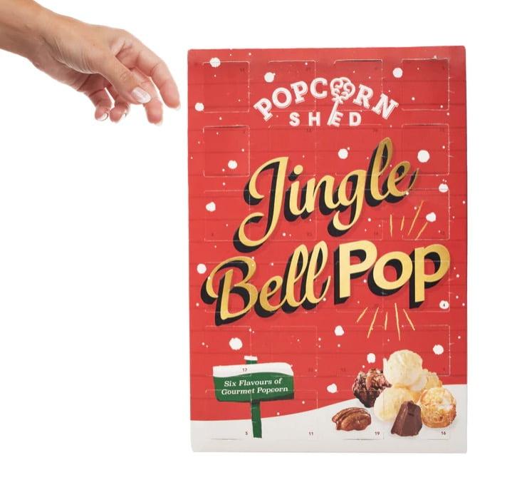 Popcornkalender från Popcorn Shed