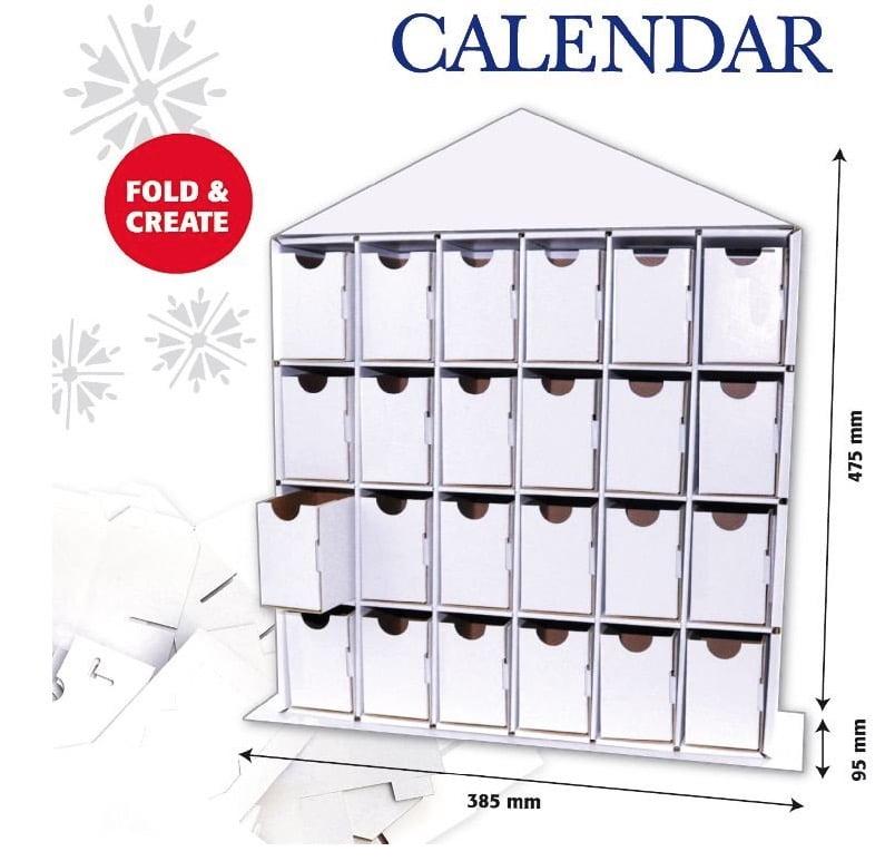Julkalenderhus från Playbox