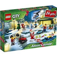 60268 LEGO City Adventskalender