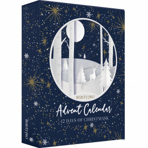 Beauty PRO 12 Day´s of Christmask Advent Calender