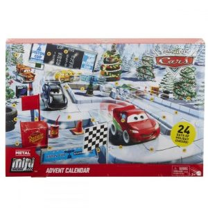 Disney Cars Minis Adventskalender 2020