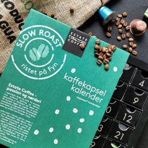 Estate Coffee Kaffekalender
