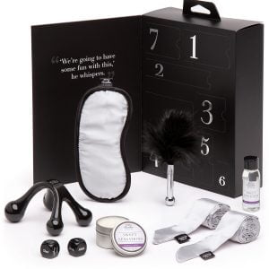 Fifty Shades of Grey: Pleasure Overload, Sweet Sensations Kit