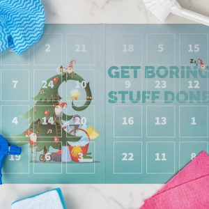Get Boring Stuff Done adventskalender
