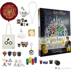 Harry Potter Adventskalender 2020 Christmas in the Wizarding