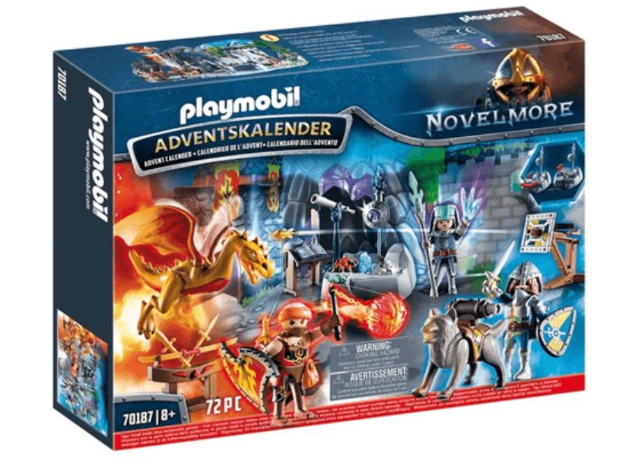 Kampen om den magiska stenen playmobil adventskalender