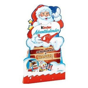 Kinder Mix Adventskalender 210G