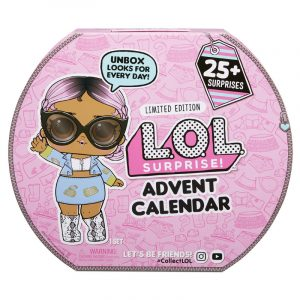 L.O.L. Surprise #OOTD Outfit of the Day Adventskalender 2021