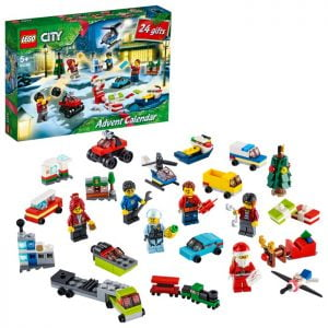 LEGO City 60268 Adventskalender