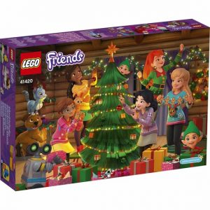LEGO Friends 41420, LEGO Friends adventskalender