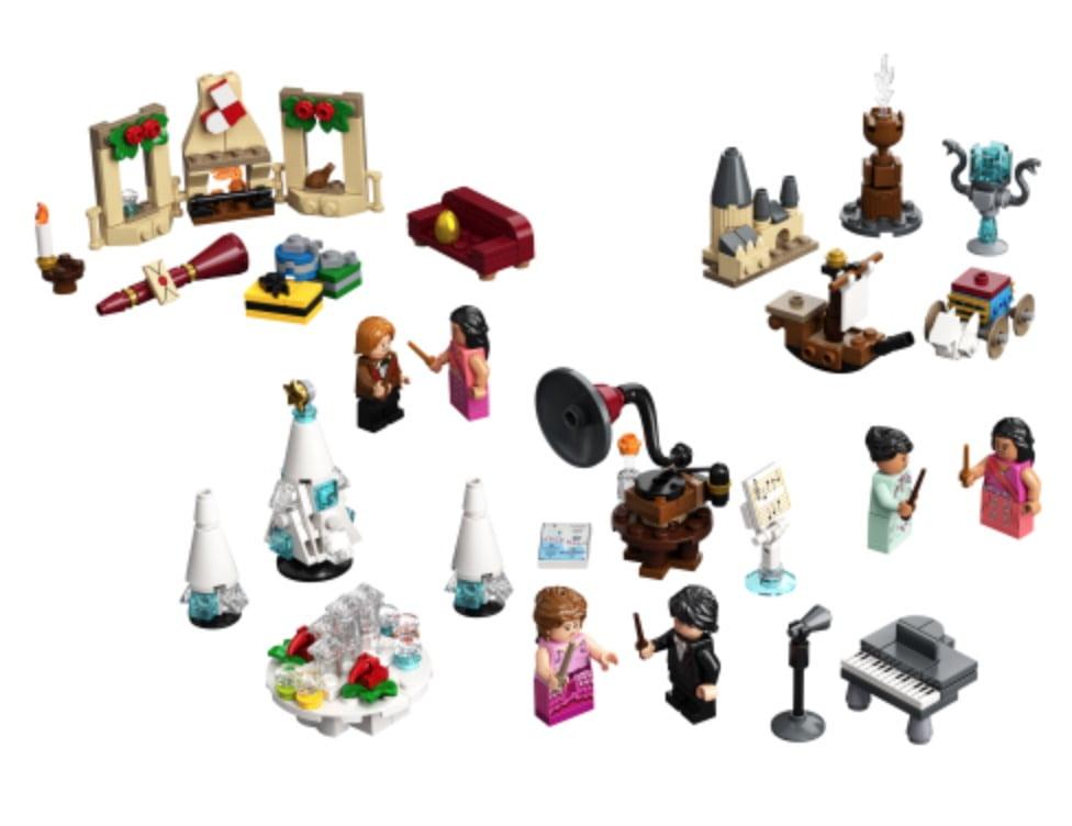 Harry Potter LEGO Adventskalender