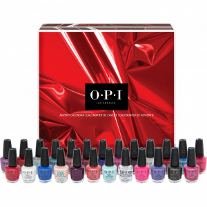 OPI Celebration Collection Holiday Nail Lacquer Advent Calendar 12 ml