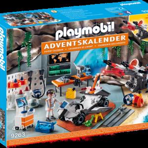 Playmobil Advent Calendar Top Agents