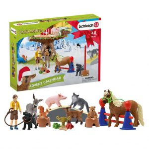 Schleich Farm World - Adventskalender