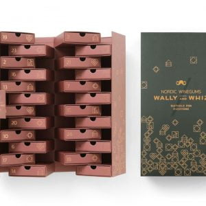 Wally and Whiz Adventskalender - Dusty Rose