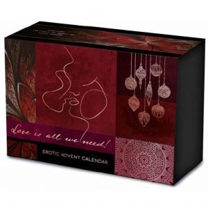Womanizer Love is all we need Erotic Advent Calendar