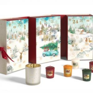Yankee Candle adventskalender 2020 - Book