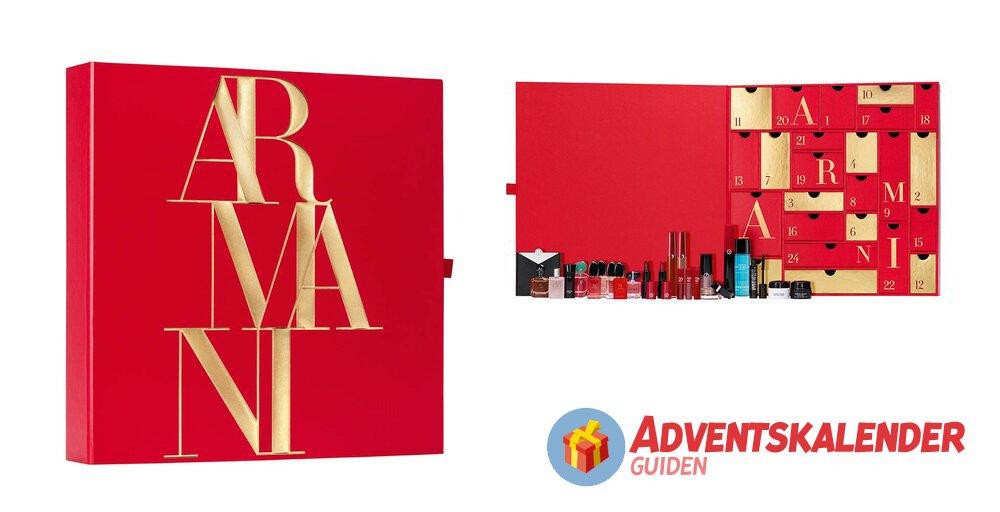 Armani adventskalender