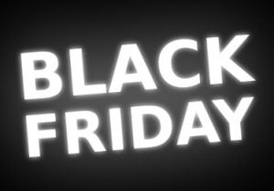 REA på adventskalendrar under Black Friday