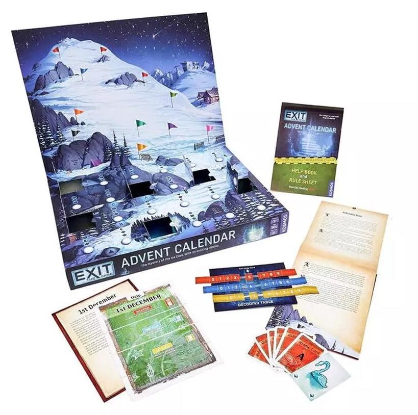 exit game adventskalender