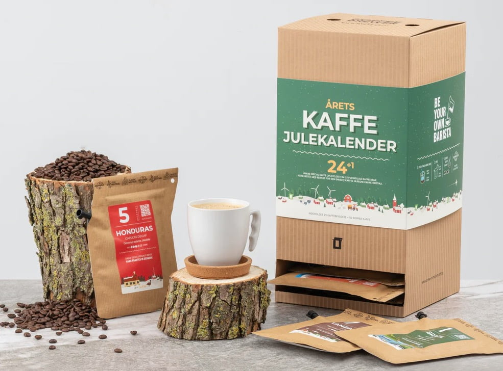 kaffekalender grower's cup