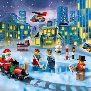 lego city julkalender för barn