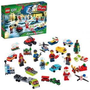 lego city adventskalender till barn