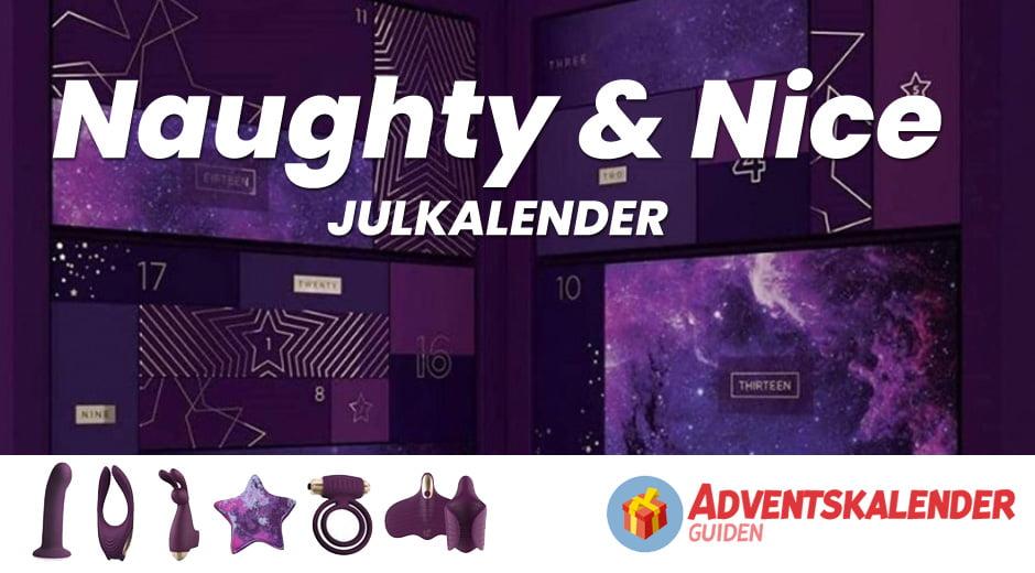 naughty & nice adventskalender 2021