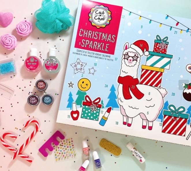 christmas sparkle sminkkalender 2021